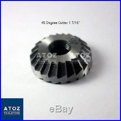 12 Pieces Engine Valve Seat & Face Cutter Set Atoz Automotive Industry Leader
