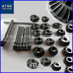 20 pcs Valve Seat & Face Cutter Set Atoz Quality Automotive Industry Leader NEW