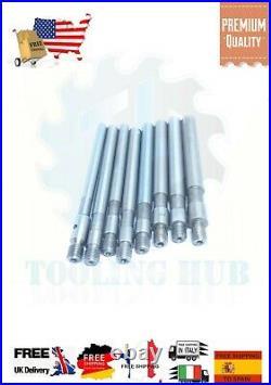 21 Piece Valve Seat & Face Cutter Set Of 21 Pcs Carbon Steel With Metal Box