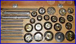 21 pcs Valve Seat & Face Cutter Set With Box Best Quality In India HD HQ