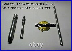 21x Harley IRONHEAD Sportster 1970-85 & XR750-1971 VALVE SEAT CUTTER KIT CARBIDE