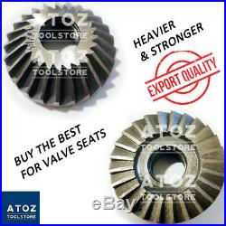 21x Valve Seat Set 3 Angle Cutters 45, 30, 70(20 Bore) Degree for Leyland, Jeeps