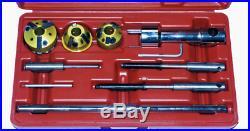3 Cutter Valve Seat Cutting Kit T&E Tools 6258