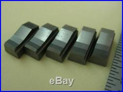 3 angle Valve seat cutter blades #5 for Neway/5pack 3angle seat cut in one pass
