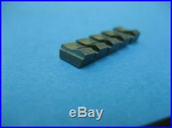 3 angle valve seat cutter inserts #6 for Neway-5 pack for a 3 angle valve job
