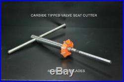 40x VALVE SEAT CUTTER SET CARBIDE TIPPED IVEC, MAN, SCANA, VOLV, MERCS, LEYLND