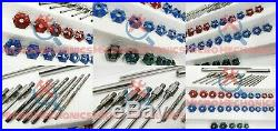 44x Valve Job Seat Cutter Set Carbide Tipped 3 Angle Cut For Performance Head HD