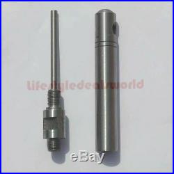 5mm, 6mm, 7mm, 8mm, 9mm Valve Seat Cutter Pilot Guide With Handle Heavy Duty