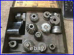 Albertsons Co. (Sioux) Valve Seat Cutter Set In Box