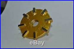 American Big Block Race Kit 3 Angle Cut Valve Seat Cutters Carbide Tipped