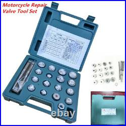 Awesome Valve Seat Reamer Motorcycle Repair Displacement Cutter Valve Tool Set