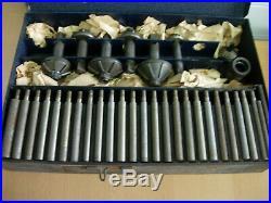 BEARD Made in USA Professional Precision Valve Seat Cutter Set