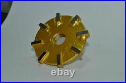 BMW R60/2, R50/2 1960 to 1969 Valve seat Cutter Set Carbide Tipped 3 Angle Cut