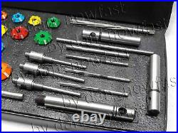 Briggs & Sattron And Other Small Gas Engines Heads Valve Seat Cutting System