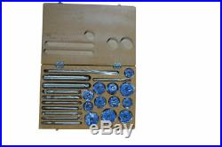 Carbide Tipped Valve Seat Cutter Set 12 Cutters For Vintage And Modern Engines