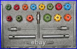 Carbide Tipped Valve Seat Cutters