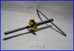 Chevy Big Block Heads Upgrade Valve seat Cutter Set Carbide Tipped 3 Angle Cut