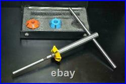Classic MINI Staged 3-4 Valve Seat Cutter Kit Carbide Tipped -Industry's Leading