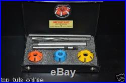 Edelbrock Performer RPM Ford 390,428 Aluminum Cylinder Head Valve Seat Cutters