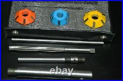 Ford Fe Series 428 Valve Seat Cutter Set Carbide Tipped