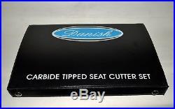 Harley Davidson Evolution Twin Cam Valve Seat Restoration Kit Carbide Tipped 3ac