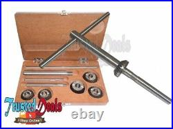 High Speed Steel 5 Pcs Valve Seat Cutter Set For Triumph All Models Brand New