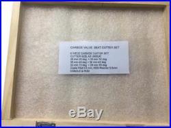 Honda Customized 3 Angle Cut Kit Valve Seat Cutter Set Carbide Tipped 2