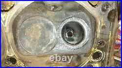 Honda Xr 600 Valve Seat Cutter Kit Carbide Tipped For 3ac 30-45-60 Degree