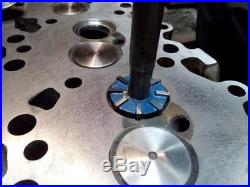 Hot Selling Economical Valve Seat Cutter Set Carbide Tipped + Reams +guide Stem