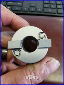 IDL Tooling Valve Seat pocket cutter 1-11/16 5/8 Arbor Adjustable