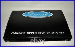 Kawasaki Z900 / Z1000 1976-77 HEADS VALVE SEAT CUTTER KIT CARBIDE TIPPED