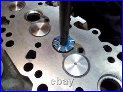 Kawasaki Zzr1100/gpz1100/zrx1100 Valve Seat Cutter Kit Carbide 3 Angles Cut