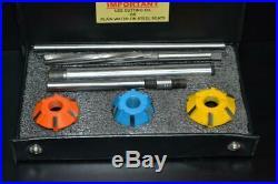 Kohler K 241, K 301, K 321, K 341 8 -16 HP Valve Seat Cutter Kit Carbide Tipped