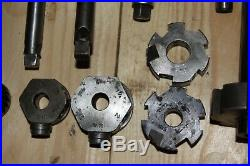 LAST DAY! Vintage Sioux Valve Seat Cutter Set No. 747 & wrench 775 + more
