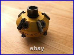 NEWAY 642 Valve Seat Cutter 31 X 46 degrees 1 3/4 44.5mm top Pilot. 375
