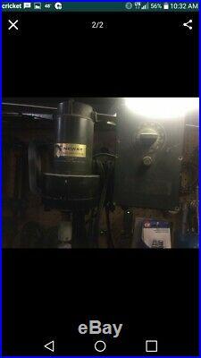 NEWAY Jobber Shop VALVE SEAT CUTTER MACHINE Power Head & Track