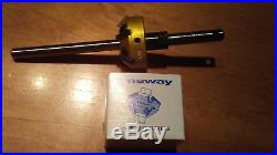 NEWAY Valve seat cutter tapered pilot Ford 460 1 5/8 -45 11/32