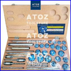 NEW 21 Cutters Set Carbide Tipped Valve Seat Face 30 45 70 (20 Deg) + ARBOR RODS
