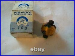 NOS Neway CU103 Valve Seat Cutter 31° x 46° 1-1/8 (28.6 mm)