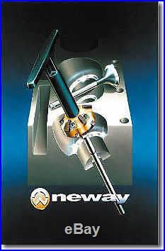 Neway 122 Valve Seat Cutter 24.8mm 45 deg Multivalve