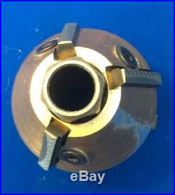 Neway 213 Valve Seat Cutter 1 1/2 38.5mm 15 60 degrees 3 Carbide Blades