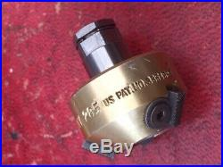 Neway 285 Valve Seat Cutter 1 1/4in 32mm 46 degrees 3 Carbide Blade Motorcycle