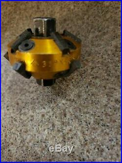 Neway 642 Valve Seat Cutter 1 3/4in 44mm 31 46 degrees 5 Carbide Blades Handle