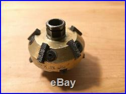 Neway 642 Valve Seat Cutter 1.75 (44.5mm) 31x46 deg CU-642 pilot size. 375