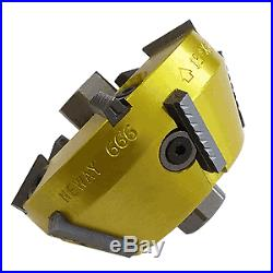 Neway 666 Valve Seat Cutter 2-1/4 (57.2mm) 15 x 60 deg
