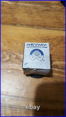 Neway CU124 Valve Seat Cutter 15° & 60° 1 5/16 (33.3 mm) Fits. 297 Pilot