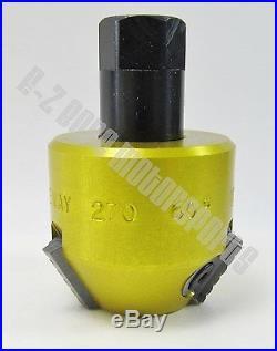 Neway CU 270 200-series 60 Degree Valve Seat Cutter 1-1/4 (31.8mm) diameter