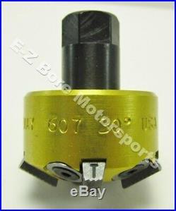 Neway CU 607 30 Degree Valve Seat Cutter 1-1/4 (32mm) Diameter 5 Carbides