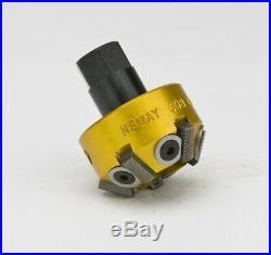 Neway CU 608 45 Degree Valve Seat Cutter 1-1/4 (32mm) Diameter 5 Carbides