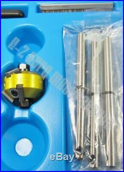 Neway LG1000 Valve Seat Cutter Kit Small Engine Equipment Repair Rotary 1742